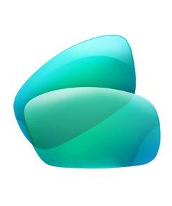 Carribean Green Lenses