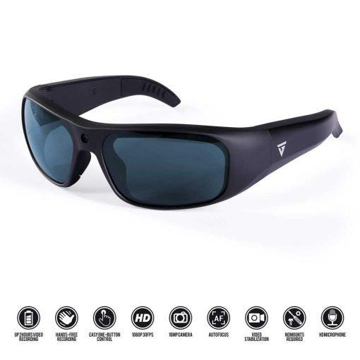 Water Resistant Camera Sunglasses 7