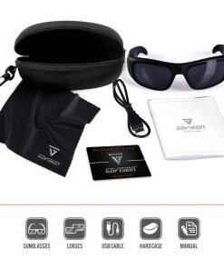 Water Resistant Camera Sunglasses 4