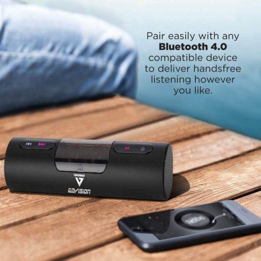 handsfree lsitening bluetooth speaker