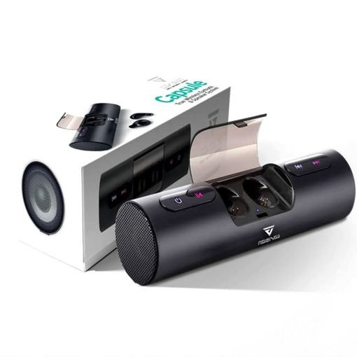 Bluetooth Speakers with Wireless Earbuds