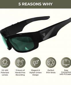 Pro S hd recording glasses