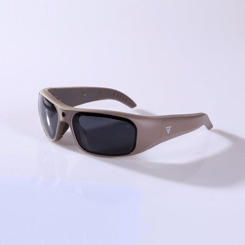 Water Resistant Camera Sunglasses Grey 3