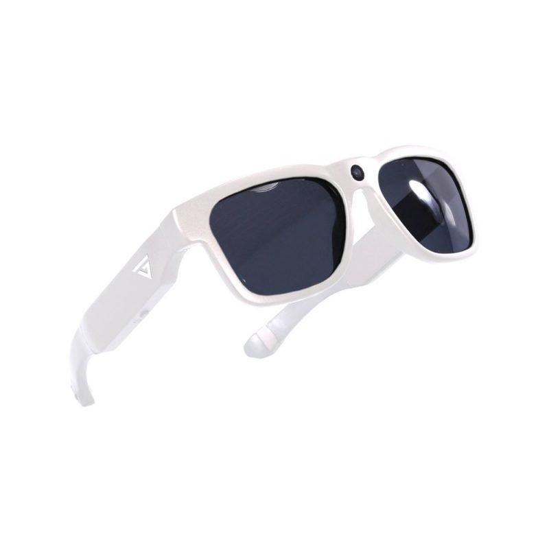 Video Camera Sunglasses Royale White 3