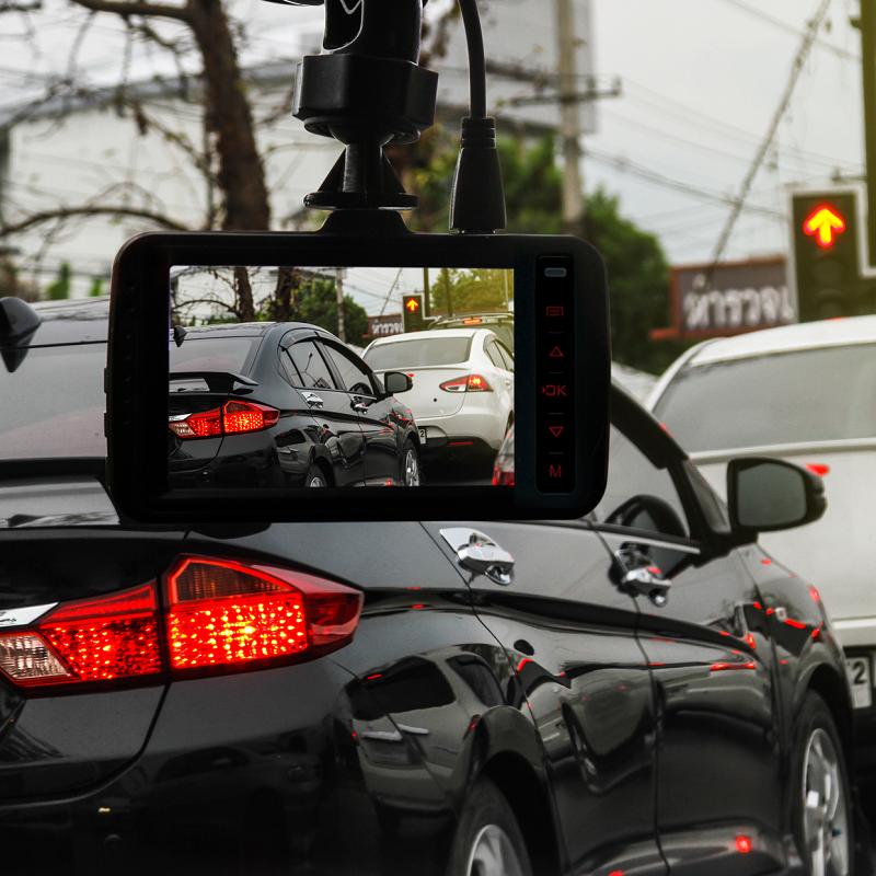 Accident Detection wifi Dash Cam