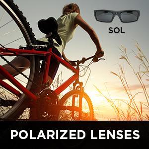 Video Recording Polarized Lenses