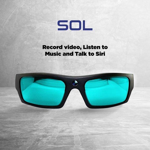 recording sunglasses
