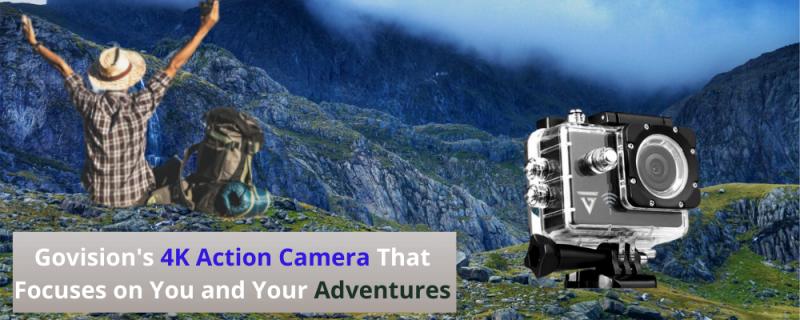 Hd 4k action camera